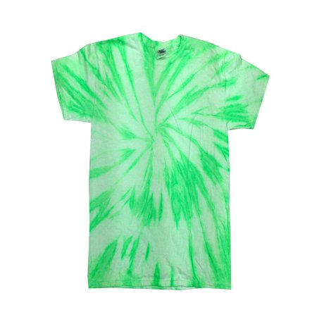 Tie Dye T-shirts Neon Twist Kids Sizes Girls Boys Multi Colors 100% - Is Tweety Bird A Girl Or Boy