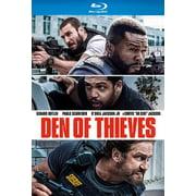 Den of Thieves (Blu-ray + DVD + Digital Copy) by