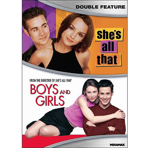 She's All That / Boys And Girls (Widescreen)