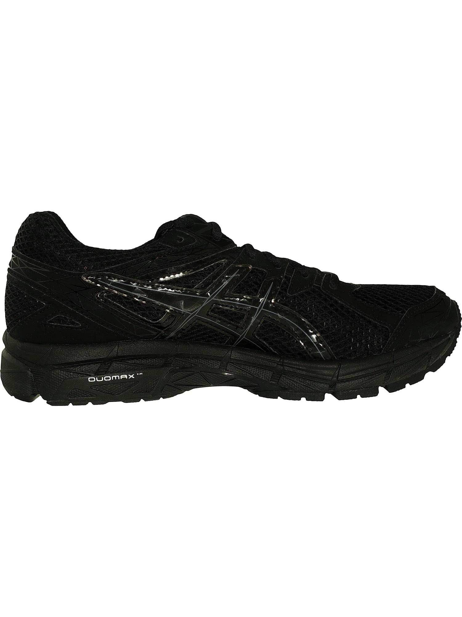 Asics Men's Gt-1000 3 Black/Onyx/Lightning Ankle-High Running Shoe - 7.5WW