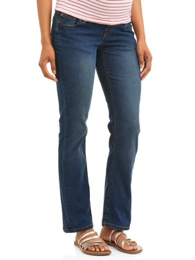 efe258418 Product Image Planet Motherhood Full Panel Bootcut Maternity Jeans