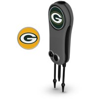 Green Bay Packers Switchblade Repair Tool & Two Ball Markers - No Size