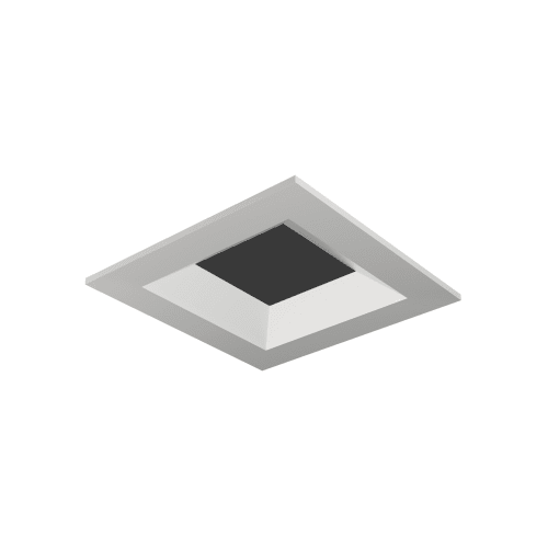 "Tech Lighting EN3SFB-O Entra 3"" Square Flanged Bevel Recessed Trim"