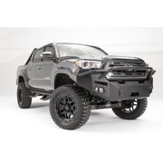 Fab Fours TT16-B3652-1 Premium Winch Front Bumper Fits 16-17 Tacoma