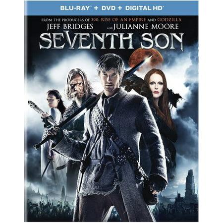 Seventh Son  Blu Ray   Dvd   Digital Copy
