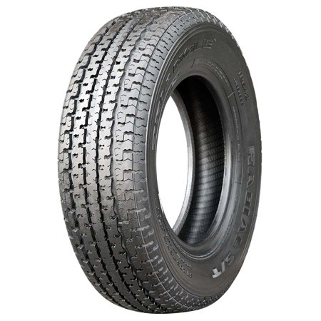 Triangle TR643 ST205/75R15 107/102 D 8 Ply Trailer Tire