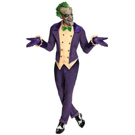 Arkham City The Joker Costume - Jokers Girlfriend Costume