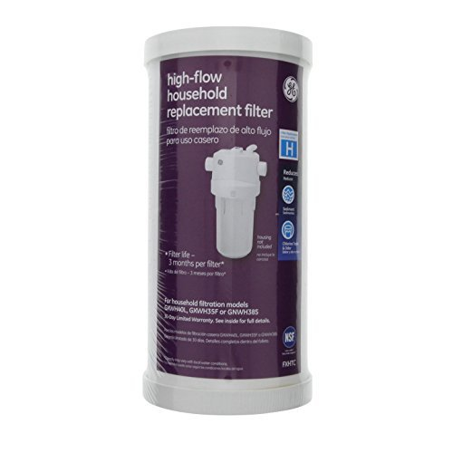 FXHTC Genuine GE Houshold Sediment Water Filter NEW