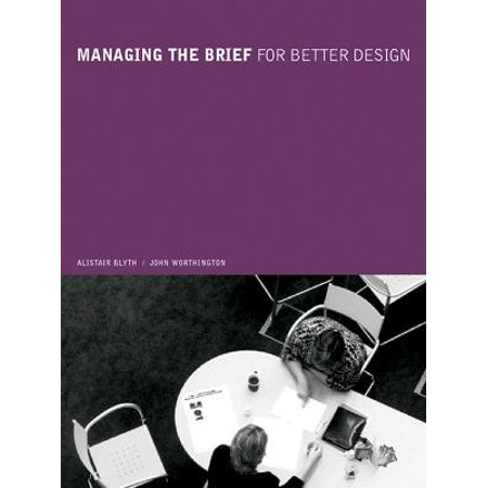 Managing the Brief for Better Design - eBook