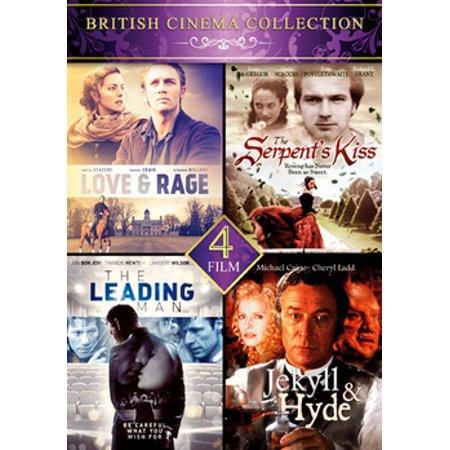 4-Film British Cinema Collection (DVD)