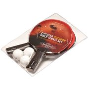 BRUNSWICK BILLIARDS 51870848001 Paddle and Ball Set,For Table Tennis