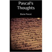 Pascal's Thoughts - eBook