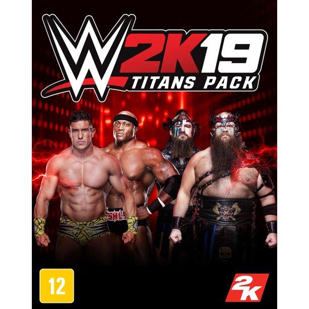 Wwe 2k19 Titans Pack 2k Pc Digital Download 685650112787 Walmart Com Walmart Com