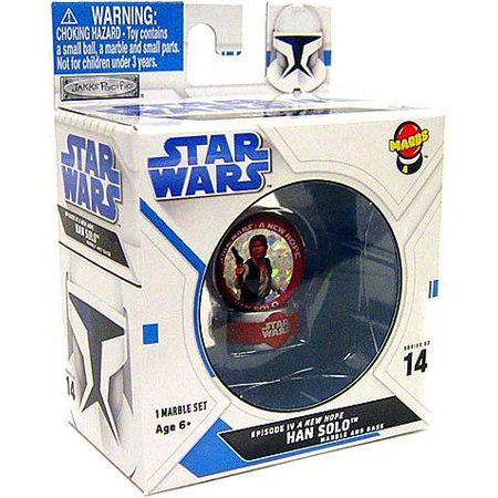 Star Wars Marbs Series 2 Han Solo - Han Solos Kids