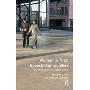 Women in Their Speech Communities - eBook