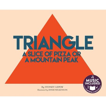 Triangle : A Slice of Pizza or a Mountain Peak
