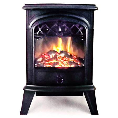 Electric Wood Burning Stove
