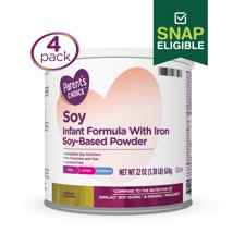 Baby Formula: Parent's Choice Soy