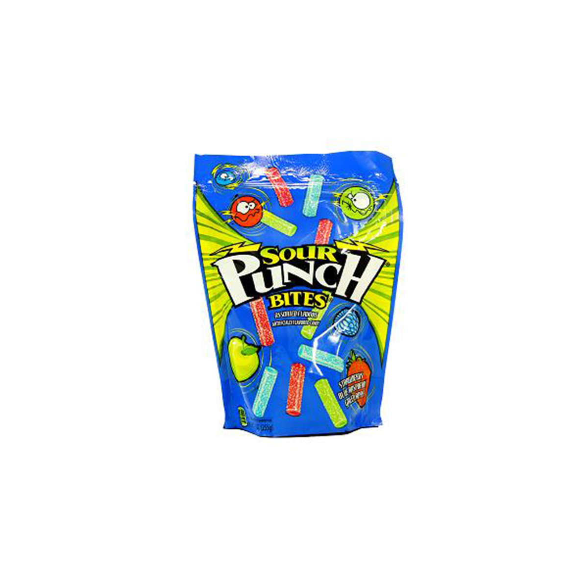 Product Of Sour Punch, Assorted Flavor Bite, Count 1 (9 oz ) - Sugar Candy / Grab Varieties & Flavors