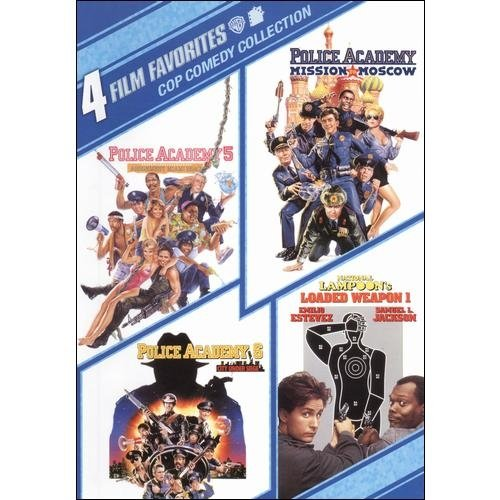 Cop Comedy Collection: 4 Film Favorites (Widescreen)