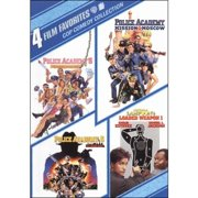 Cop Comedy Collection: 4 Film Favorites (Widescreen) by WARNER HOME ENTERTAINMENT