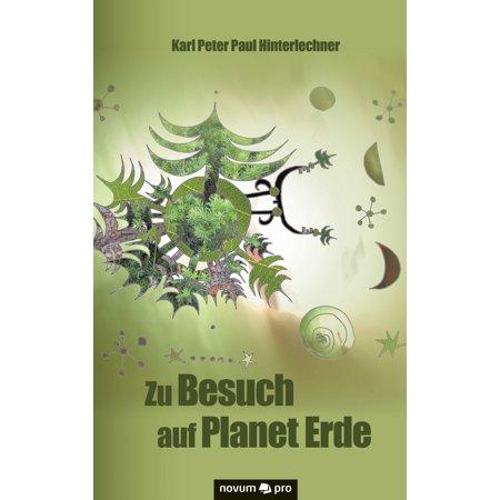 Zu Besuch auf Planet Erde - eBook (Erde Blauer Planet)
