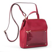 8c24ed7f765 Judi Convertible Small Leather Backpack