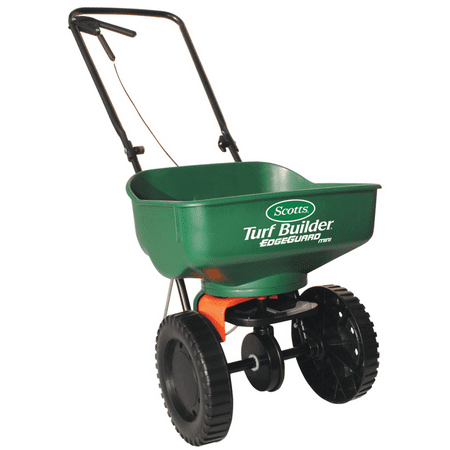 Scotts Turf Builder EdgeGuard Mini Broadcast (Best Lawn Spreaders 2019)