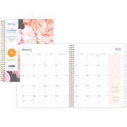 """Blue Sky 2021 Monthly Planner, 8"""" x 10"""", Joselyn"""