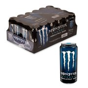 Monster Absolutely Zero Energy Drink (16 oz. cans, 24 ct.) by