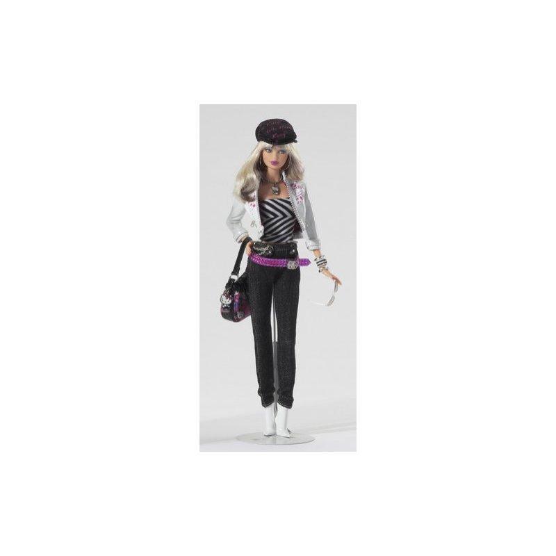 Mattel Barbie Collector 2007 Doll Pink Label - Pop Cultur...