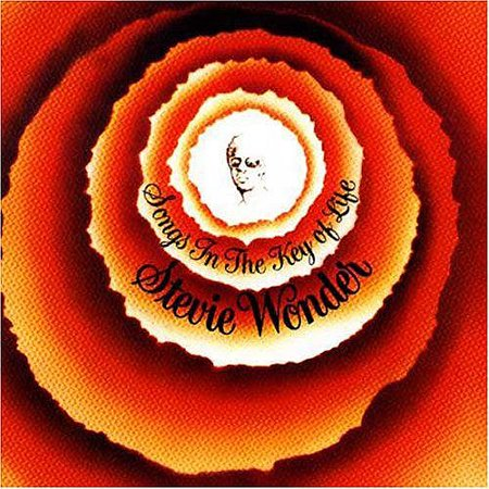 Stevie Wonder - Songs in the Key of Life (CD)