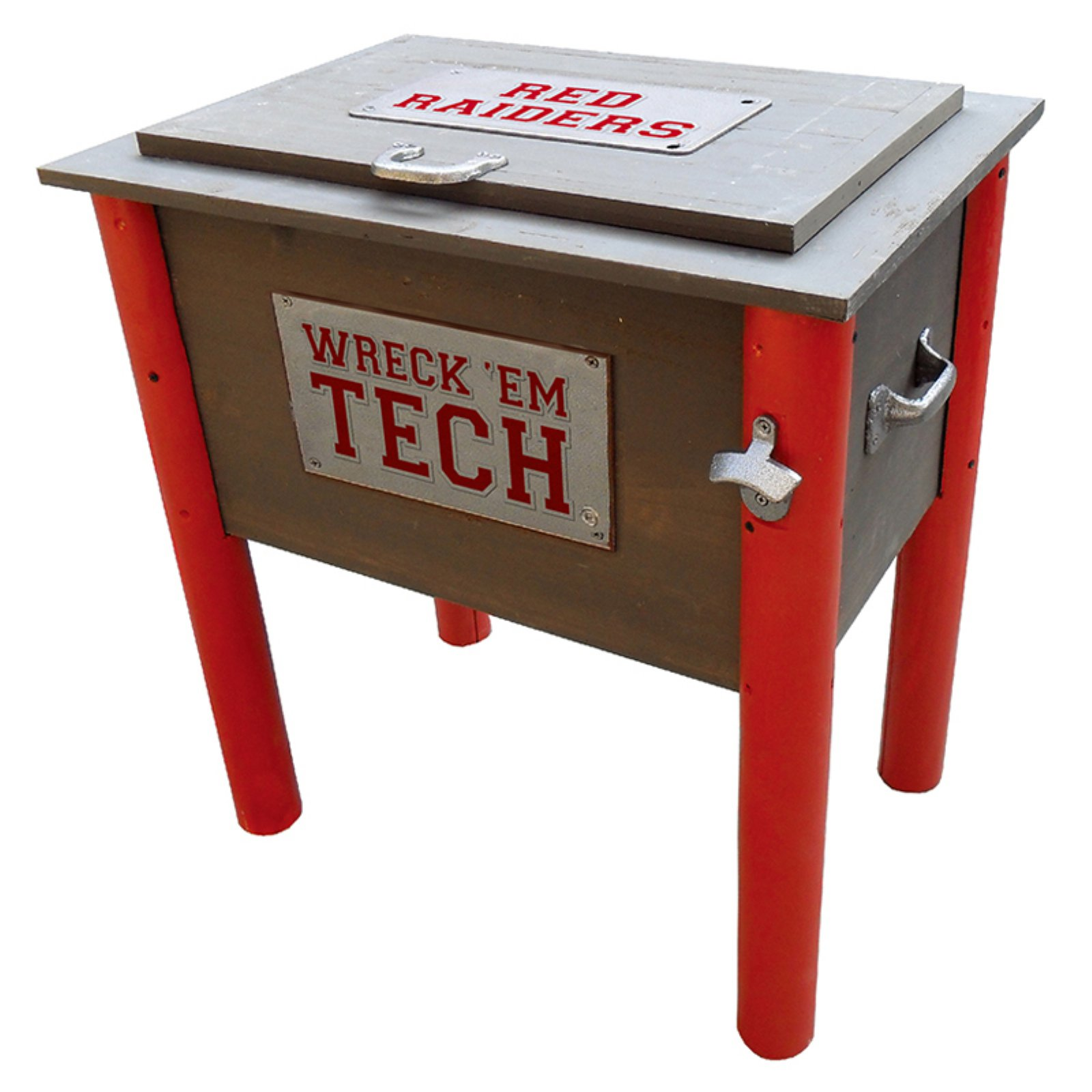 "54 Qt. Texas Tech ""Red Raiders"" Cooler"