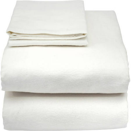 Essential Medical Supply Complete Hospital Bed Sheet Set with Soft Knit  Fitted Sheet