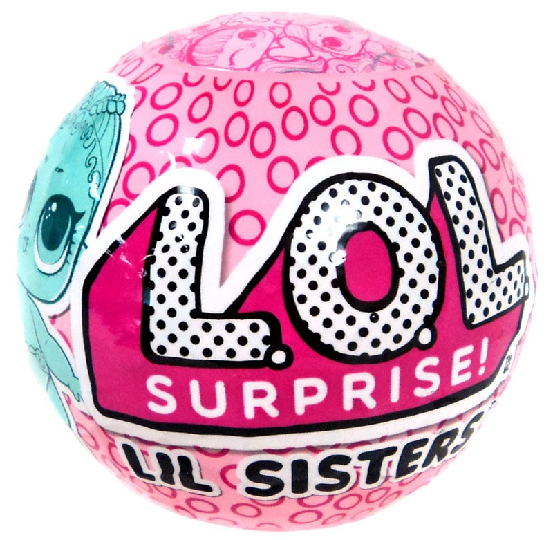 LOL Surprise 2018 LIMITED EDITION Lil' Sister Mystery Pack [Eye Spy Series]