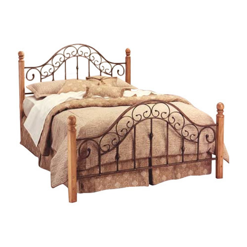 Loon Peak Coal Creek Open-Frame Headboard