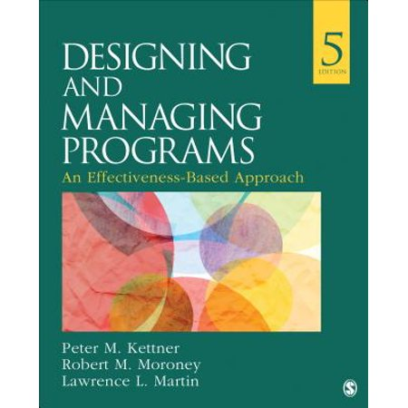 Designing and Managing Programs - eBook