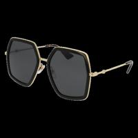 ab7c65f2868 Product Image Gucci GG0106S Sunglass 56mm BLACK