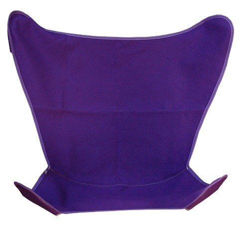 Replacement Cover For Butterfly Chair Purple, Heavy Duty Replacement Cover  For Folding Butterfly Chair Frame