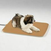 Heated Kennel Dog Pad, Medium (20.3 L x 14 W)