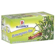 McCormick Lemongrass Tea, 25g, 25ct (Pack of 6)