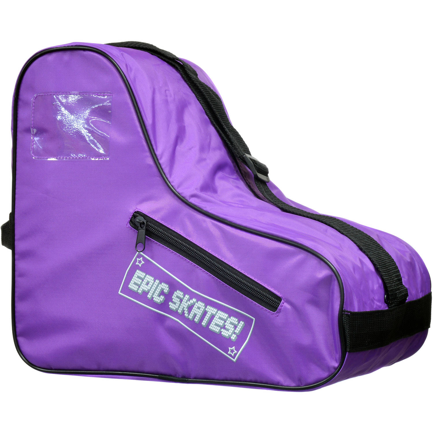 Epic Purple Roller Skate Bag by Epic Skates