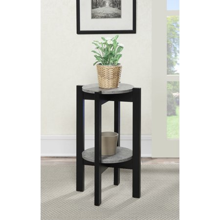 Convenience Concepts Newport Medium Plant Stand