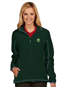 Portland Timbers Womens Ice Polar Fleece Jacket (Color: Green) by
