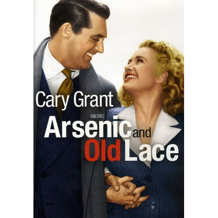 Arsenic and Old Lace (DVD) ()