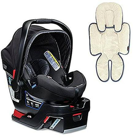 Britax B Safe 35 Elite Infant Car Seat Support Pillow Domino