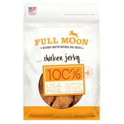 Full Moon All Natural Human Grade Dog Treats, Chicken Jerky, 6 Ounce