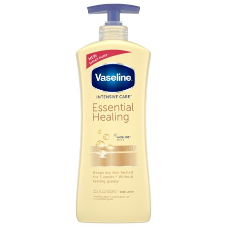 Vaseline Intensive Care Essential Healing Body Lotion, 20.3 oz