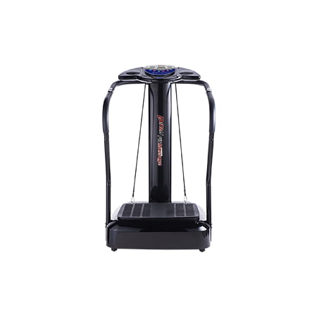 Pinty Upgraded Fitness Slim Full Body Crazy Fit Massage Vibration Machine Platform with Arm
