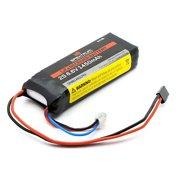 Spektrum B1450LFRX 1450mAh 2S 6.6V Li-Fe Receiver Battery